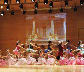 clases de ballet en Pozuelo de Alarcón