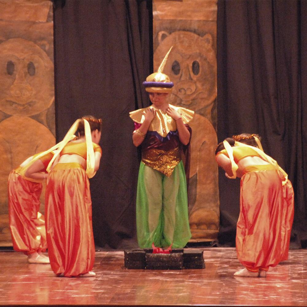 horarios de ballet en Pozuelo